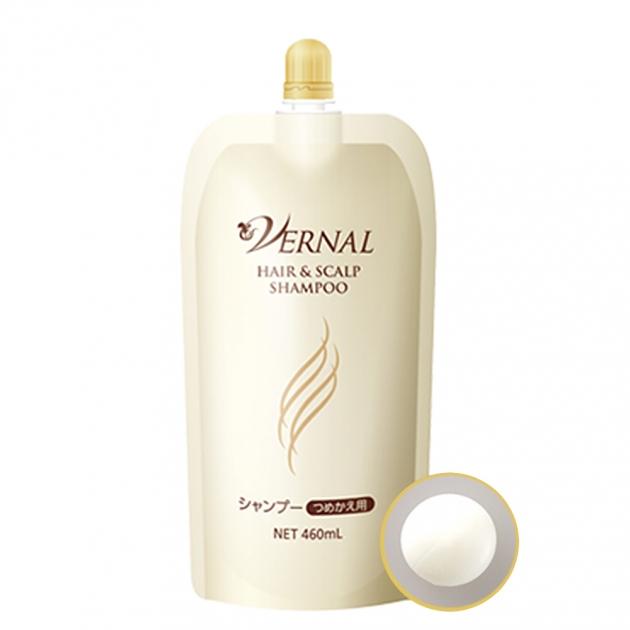 柔順光滑洗髮乳補充包460ML 1